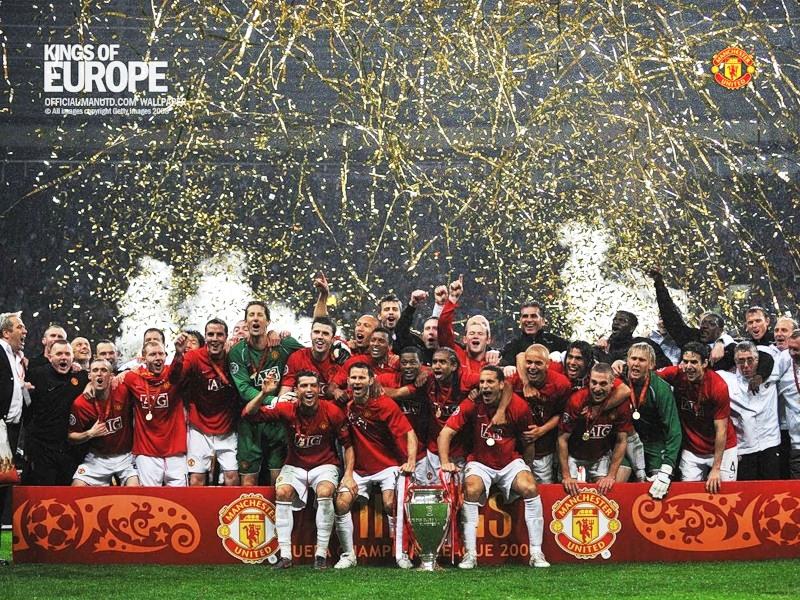 Манчестер Юнайтед — Википедия